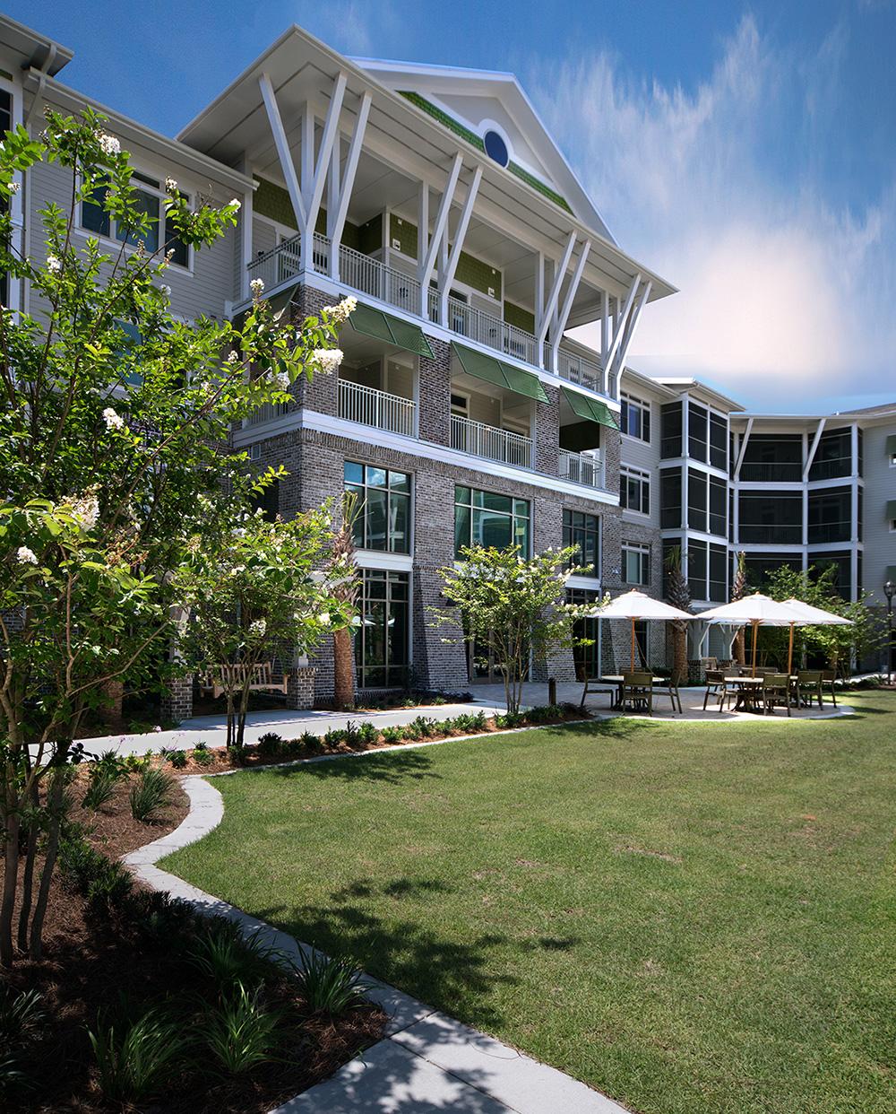 Summer Cove Apartments: Waterwalk At Shelter Cove Towne Centre Hilton Head Island
